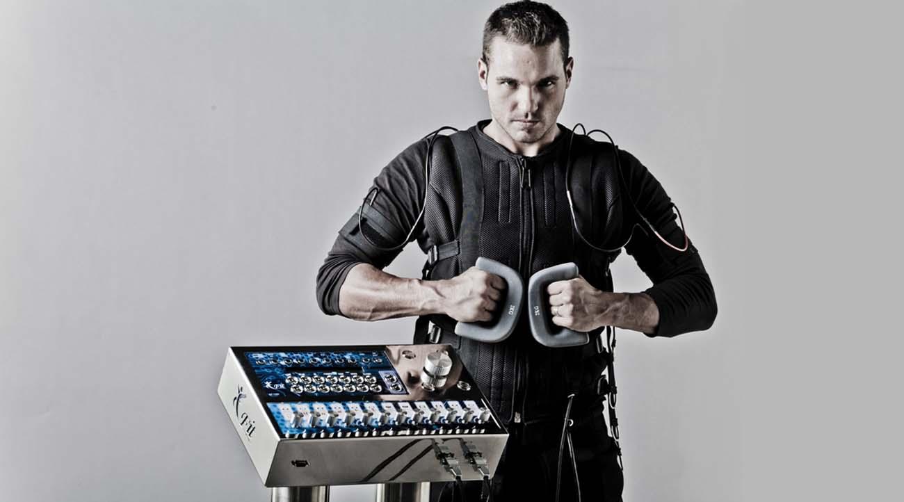 elettrostimolatore fitness