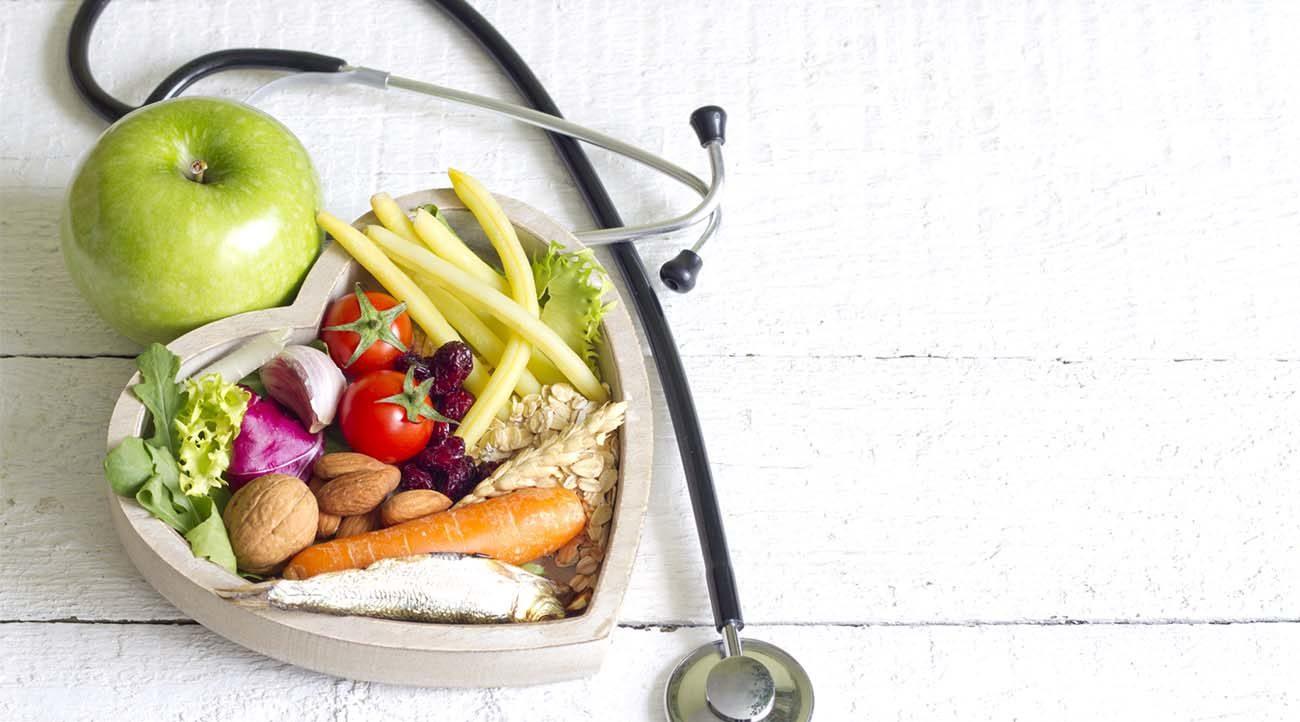 Alimentazione sana salute