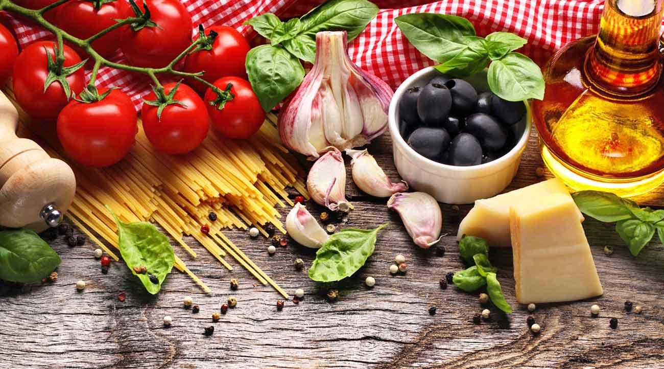 Dieta vegetariana per total body