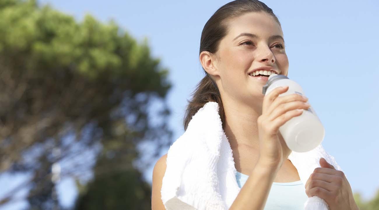 bevande ipertoniche per allenamento total body