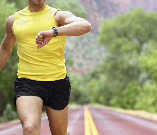Correre durante estate mantieni l'idratazione