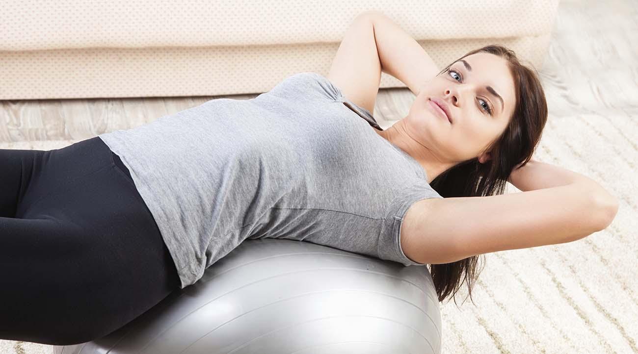 Esercizi per prevenire la diastasi muscolare