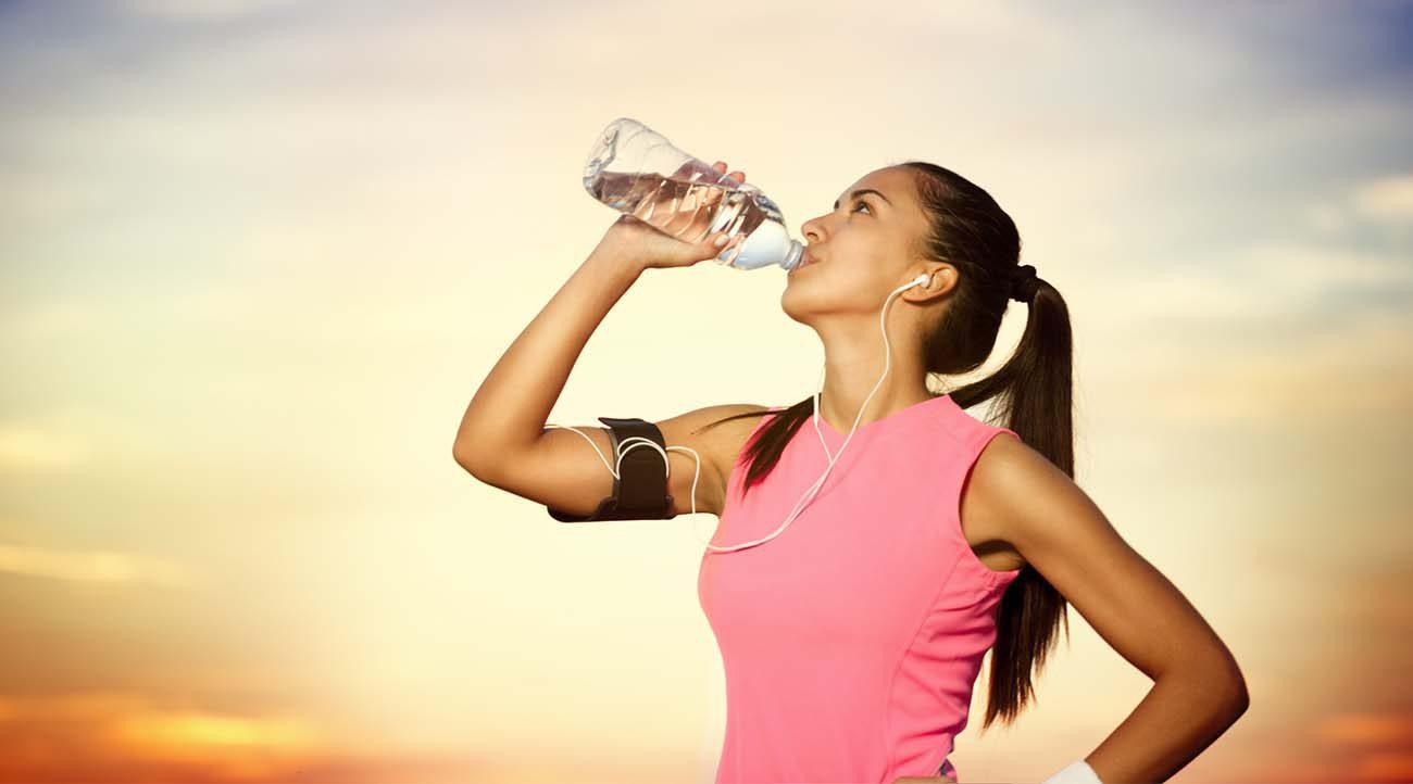 Idratazione durante attività fisica