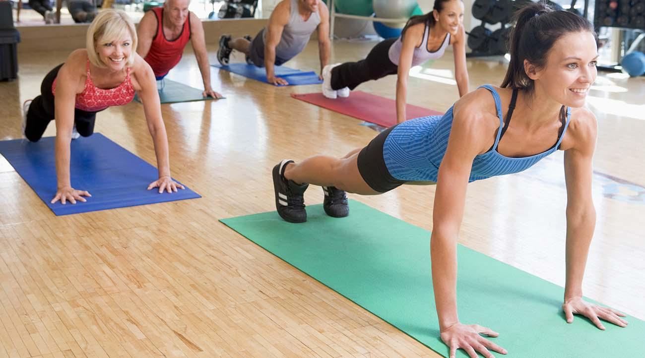 scheda di allenamento difinizione muscolare