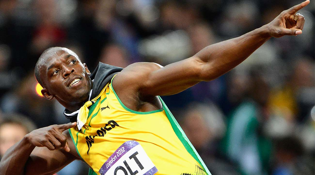 come si allenea usain bolt