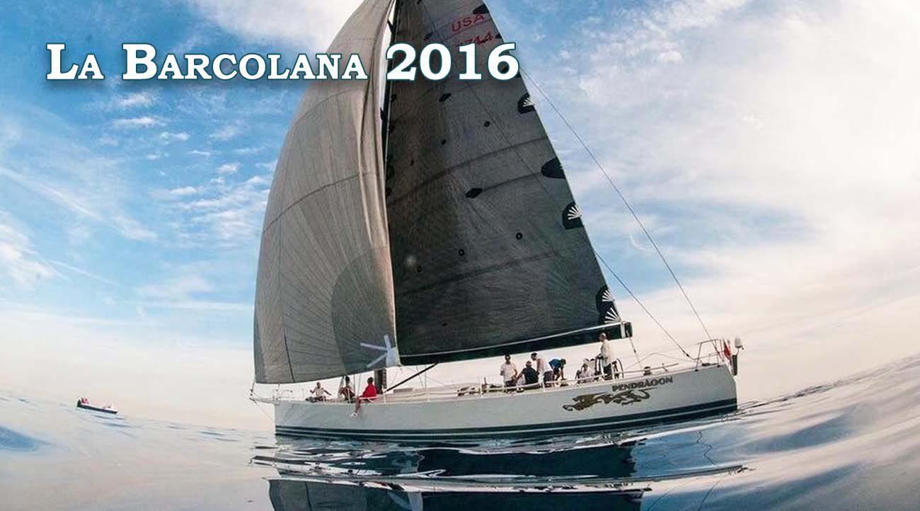 La Barcolana 2016