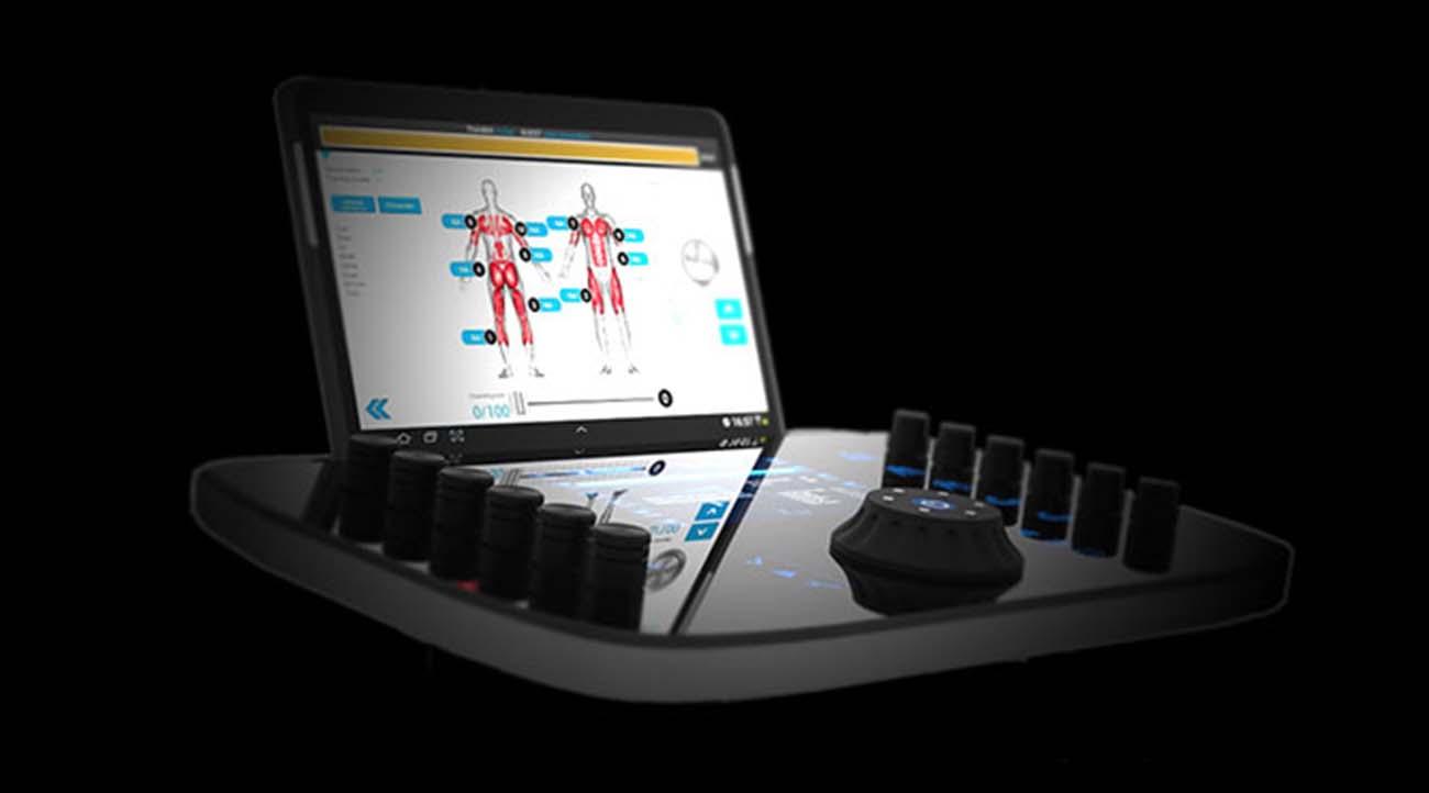 Elettrostimolatore EF 2080 sport